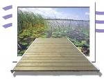 Cedar Dock 4x10