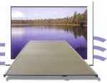 Aluminum Dock 4X10